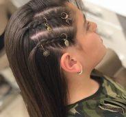 çocuk saçı