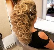 davet saçı